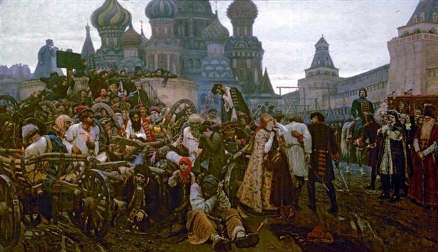 Сочинения по картинам Сурикова