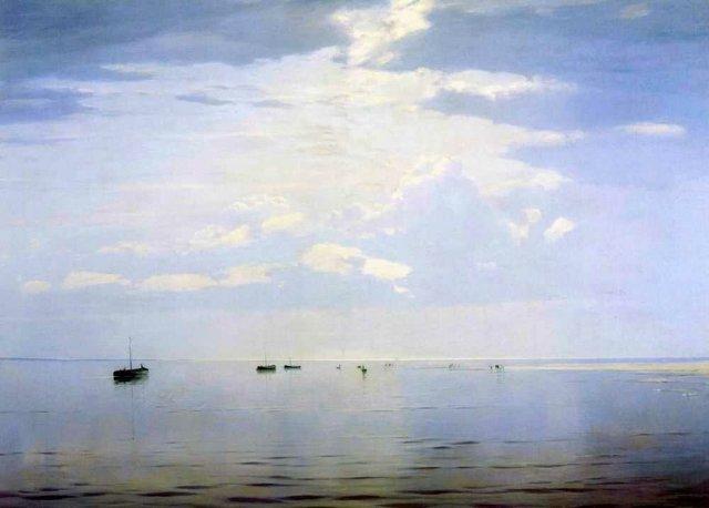 Сочинение по картине Море Дубовского 6 класс