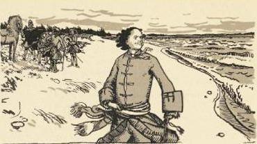 Сочинение Евгений в поэме Медный всадник (Образ и характеристика)