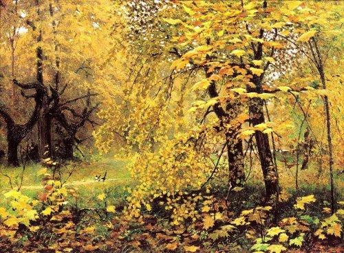 Сочинение на тему Поздняя осень (2, 3, 4, 5, 6, 7, 8, 9 класс)