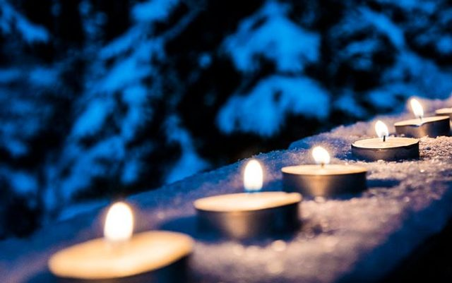 Новогодняя ночь - сочинение (3, 4, 5, 6, 7, 8, 9 класс)