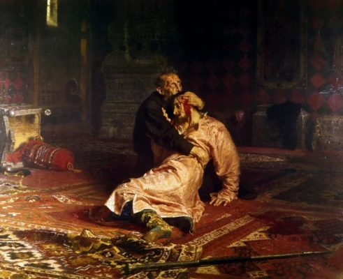 Историческое сочинение Иван Грозный - тиран или герой?