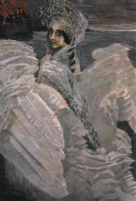 Сочинение по картинам Врубеля