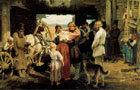 Сочинение-описание по картине Пушкин на лицейском экзамене Репина (7 класс)