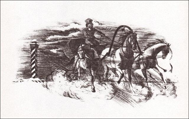 Сочинение Самсон Вырин и Дуня